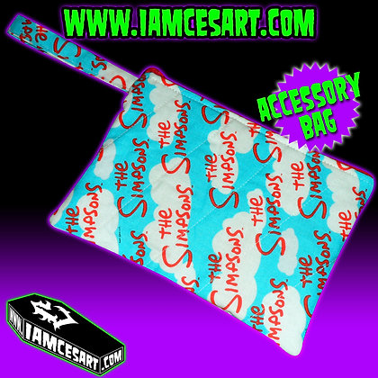 The Simpsons Accessory Bag