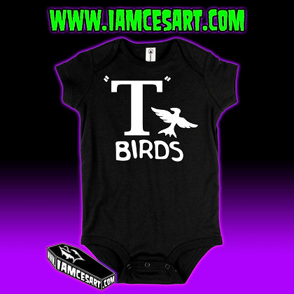 T Birds Onesie