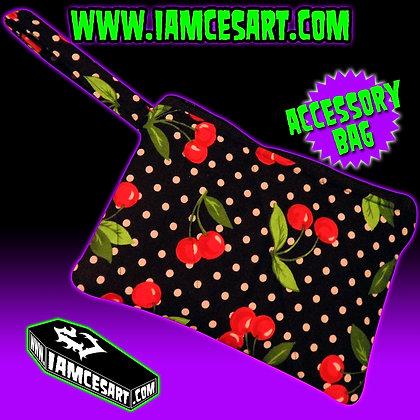 Cherry Accessory Bag