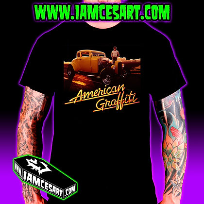 American Graffiti Hot Rod DTG