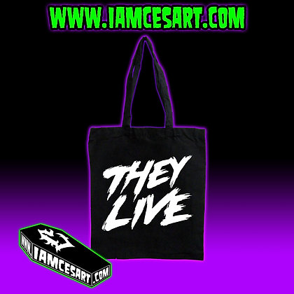 They Live Tote
