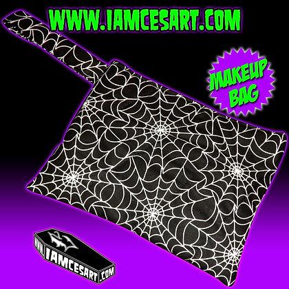 Spiderwebs Accessory Bag
