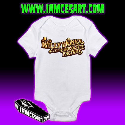 Willy Wonka Onesie