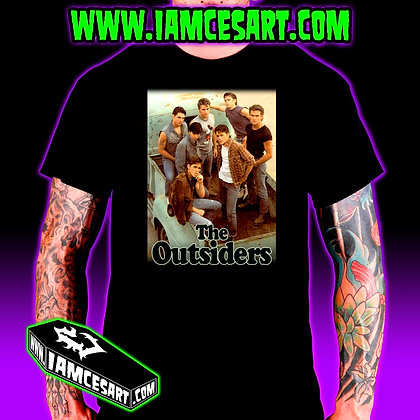 The Outsiders Truck DTG