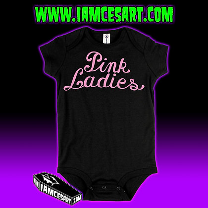Pink Ladies Onesie