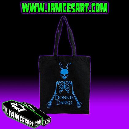 Donnie Darko Frank skeleton Tote