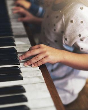 Klavierstunde-Anfangen...