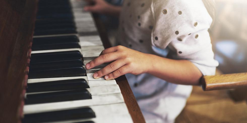 鋼琴免費試堂 (視像課程)