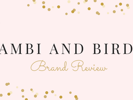 Bambi and Birdie Brand Review