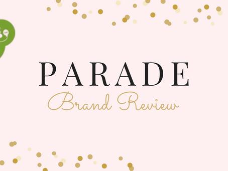 Parade Organics Brand Review