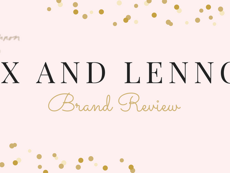 Jax and Lennon Brand Review