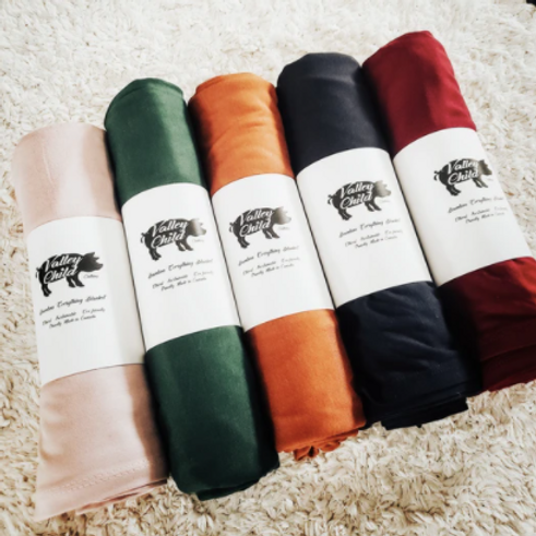 PRE ORDER- BAMBOO EVERYTHING BLANKET