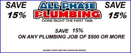plumbing Cupon