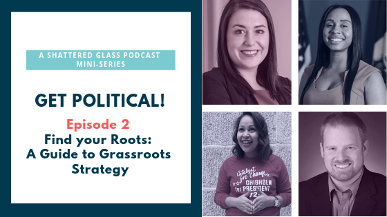 Get Political! 2 Find Your Roots: a Guide to Grassroots Strategy