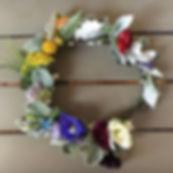 #flowercrown #lunablooms #flowerfarm #fa