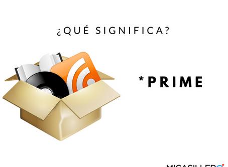 Qué significa PRIME?