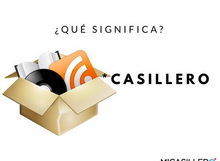 Qué significa CASILLERO?