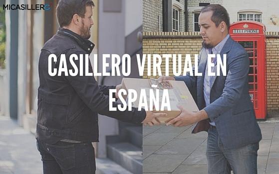 Casillero en España