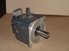 Синхронный двигатель Siemens