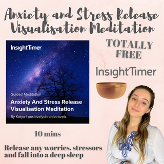 Anxiety and Stress Release Visualisation Meditation