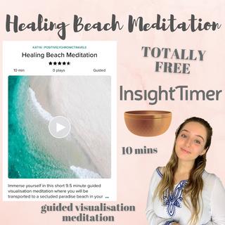 HEALING BEACH MEDITATION