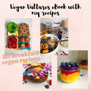 Vegan Vultures eBook with breakfast recipes