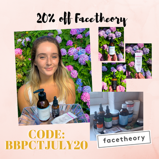 Facetheory 20% discount