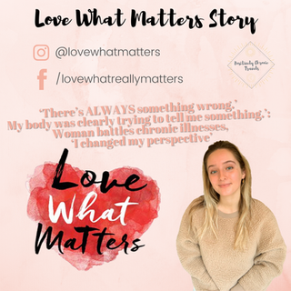 Love What Matters Story