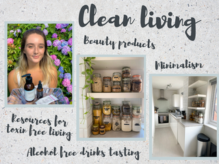 Clean Toxin Free Living