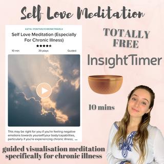 Self Love Meditation for Chronic Illness