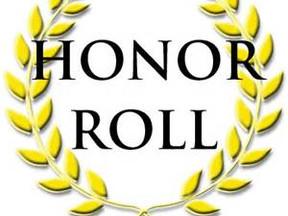 4th Quarter Honor Roll