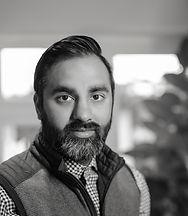 Floorplan Surveyor - Samir Patel - Staff Portrait