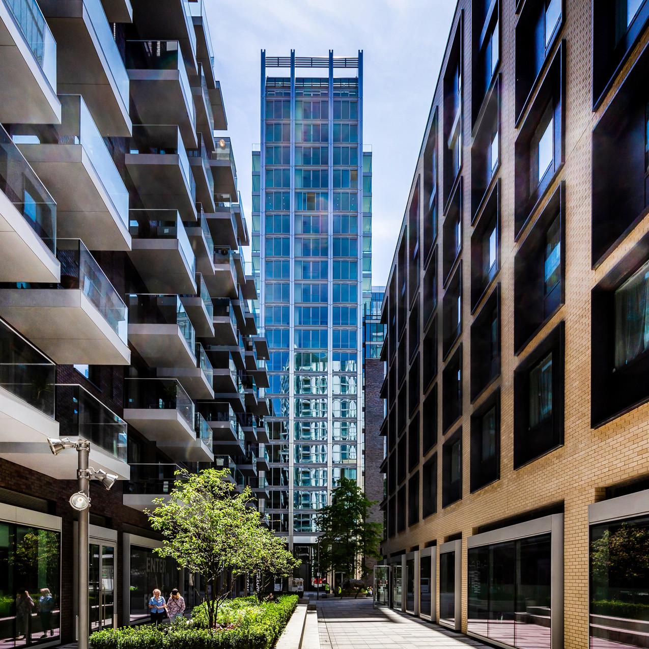 Building, Sky Scrapper, Whitechapel, London