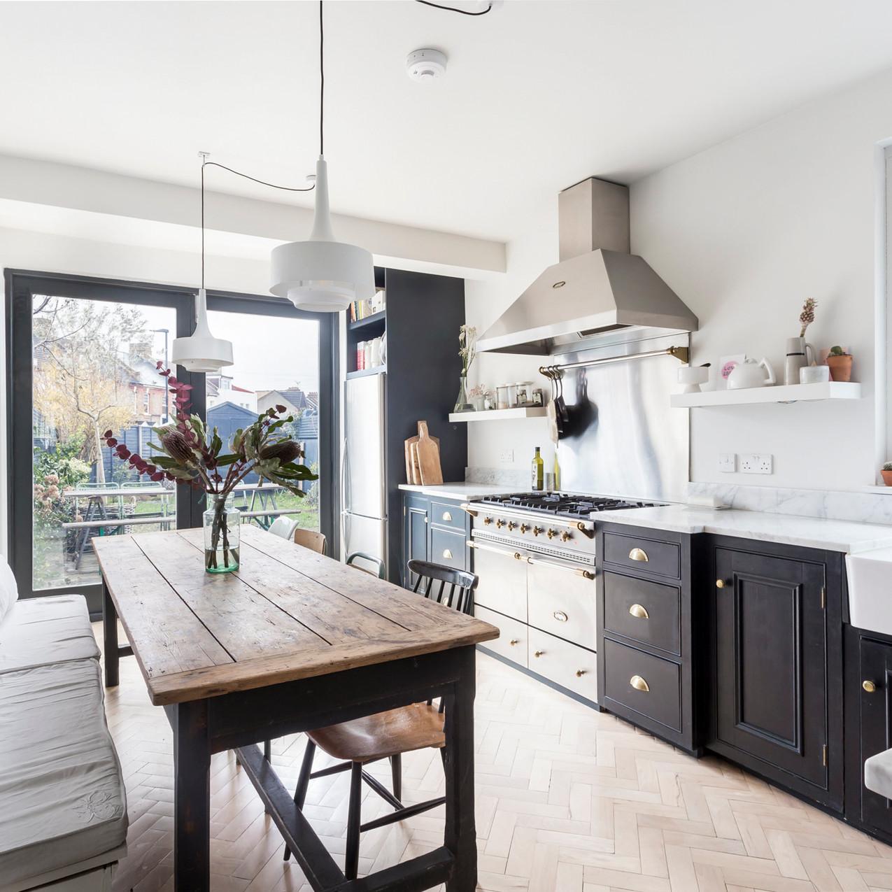 Kitchen, Haringey, London