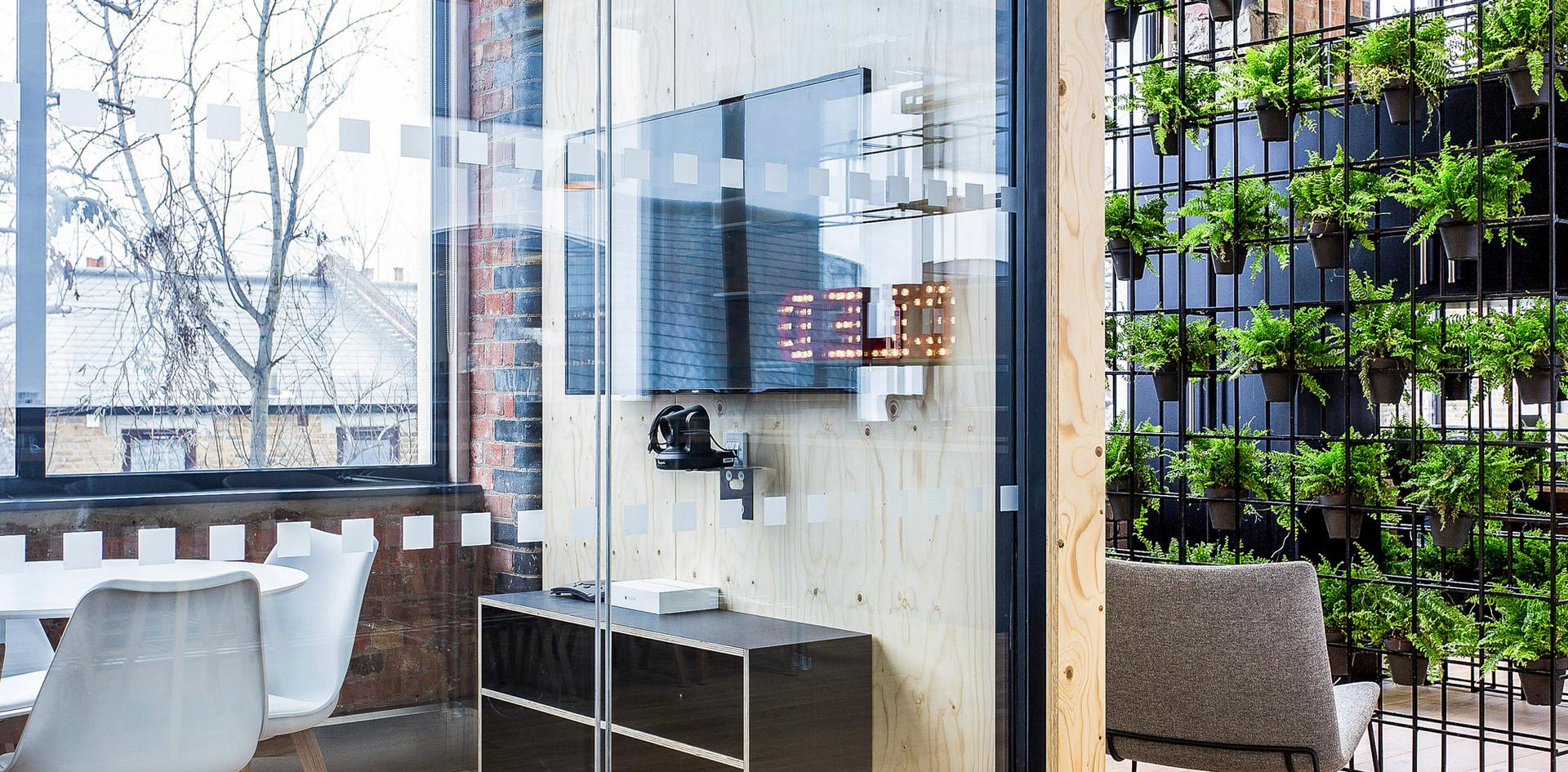 Oktra Office Design_Cambridge House_W6 0