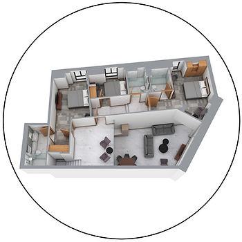 CGI Floor Plan