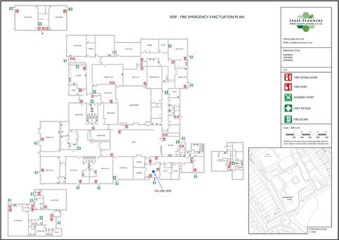 FEEP Fire Emergency Evacuation Plan Example