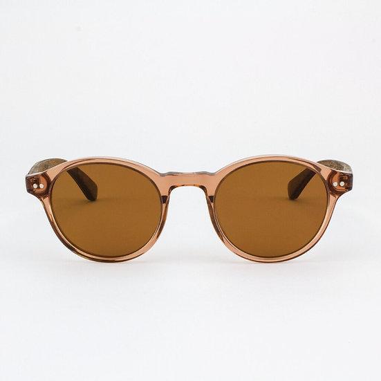 Collier - Acetate & Wood Sunglasses