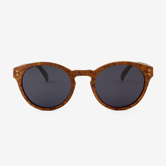 Nassau - Adjustable Wood Sunglasses