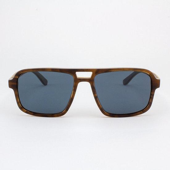 Rockledge - Acetate & Wood Sunglasses
