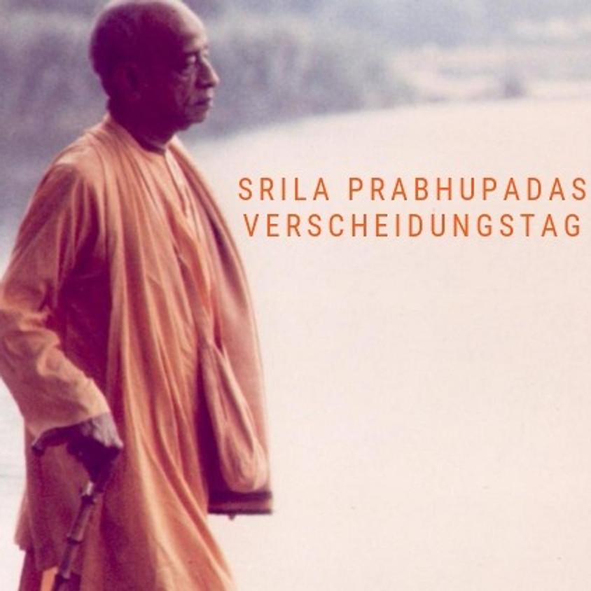 Srila Prabhupadas Verscheidungstag