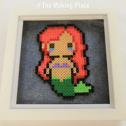 Bead Mermaid Picture