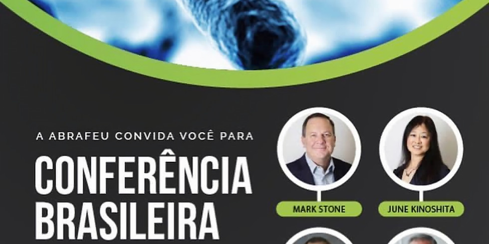 Conferência Brasileira de Distrofia Escapulo Umeral - Webinar Internacional DFEU
