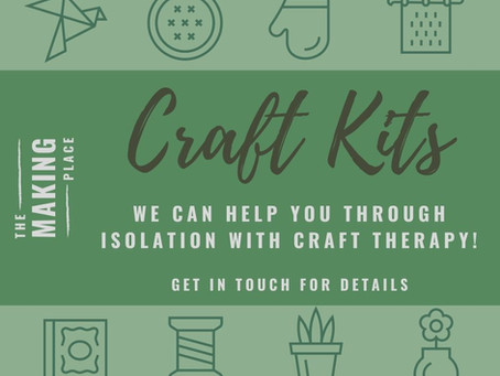 Get crafty during isolation!