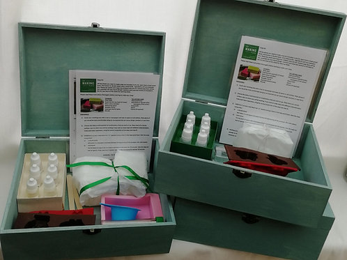 The Soap Making Crate 4 hire (4 days)