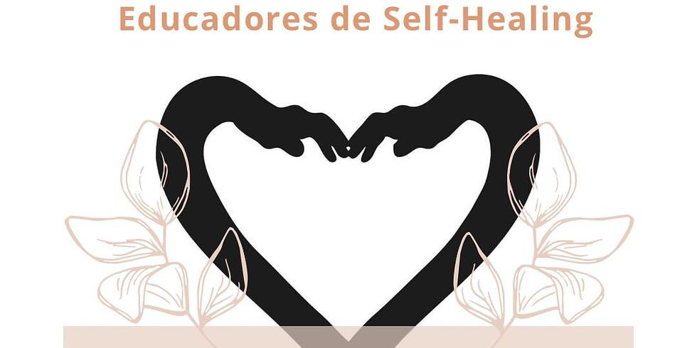 Em Breve: Lives e Vivências com os Educadores do Self-Healing Brasil