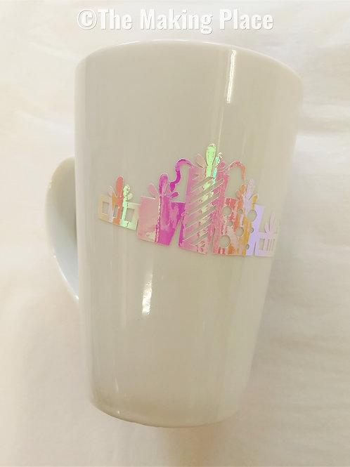 Present Box Mug