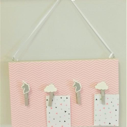 Pink Unicorn Noteholder