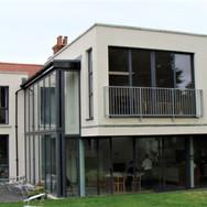 House extension, Bangor.