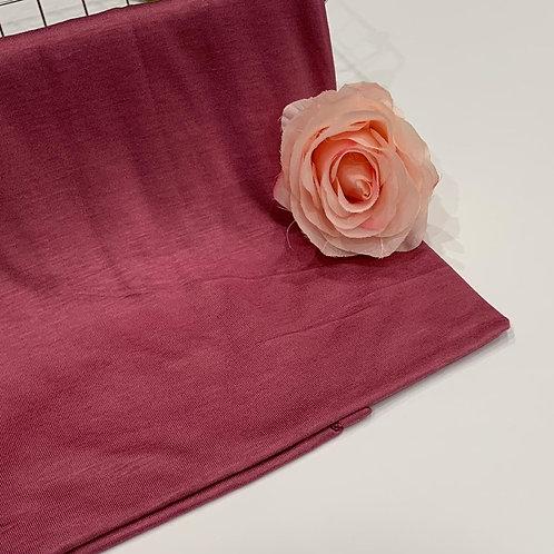 Jersey Hijab Pink Sunset